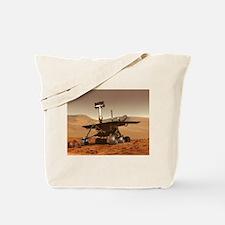 mars rover Tote Bag