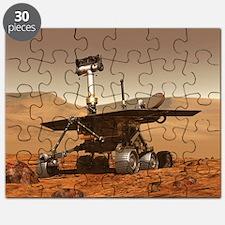 mars rover Puzzle