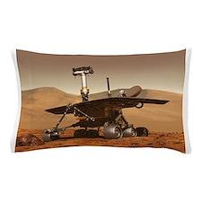 mars rover Pillow Case