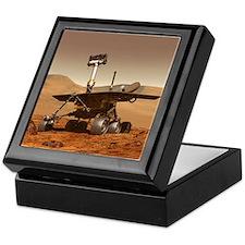 mars rover Keepsake Box