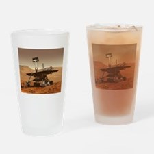 mars rover Drinking Glass