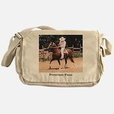 Peruvian Paso Messenger Bag