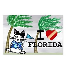 Florida Relief Bunny Postcards (Package of 8)