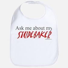 Ask Me About My Studebaker Bib