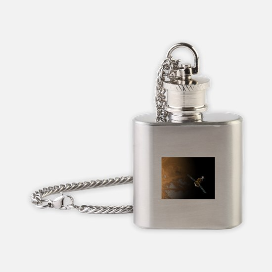 mro Flask Necklace