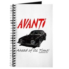Avanti-Ahead of its Time- Journal