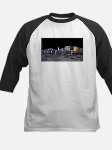 moon base Baseball Jersey