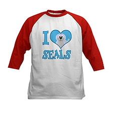 I Love (Heart) Seals Tee