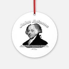 John Adams 04 Ornament (Round)