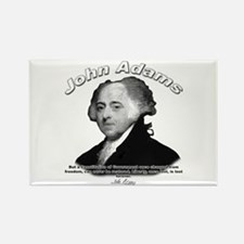 John Adams 04 Rectangle Magnet