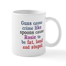 Guns & Rosie Mug