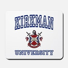 KIRKMAN University Mousepad
