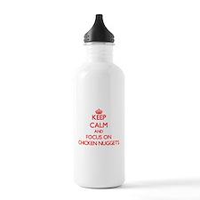 Cute Tyson Sports Water Bottle