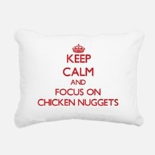 Funny Carry Rectangular Canvas Pillow
