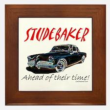 Studebaker-Ahead of Their Time- Framed Tile