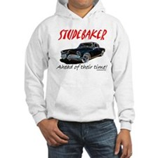 Studebaker-Ahead of Their Time- Hoodie