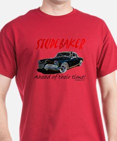 Studebaker-Ahead of Their Time- T-Shirt