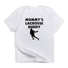Mommys Lacrosse Buddy Infant T-Shirt