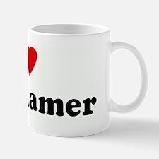 I Love Zain Aamer Mug