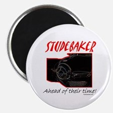 Studebaker-Ahead of Their Time- Magnet