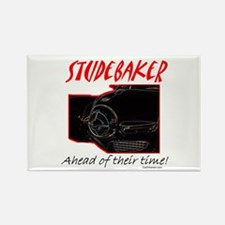 Studebaker-Ahead of Their Time- Rectangle Magnet (