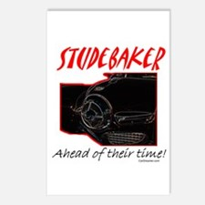 Studebaker-Ahead of Their Time- Postcards (Package