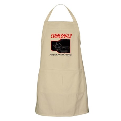 Studebaker-Ahead of Their Time- BBQ Apron