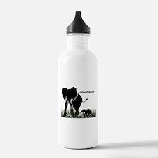 Elephant Lover Sports Water Bottle