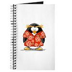 Red Hawaiian Penguin Journal