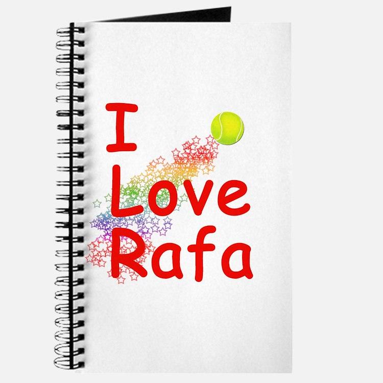 I Love Rafa Journal