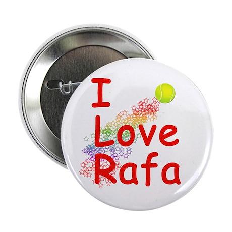 "I Love Rafa 2.25"" Button (100 pack)"