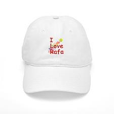 I Love Rafa Baseball Cap