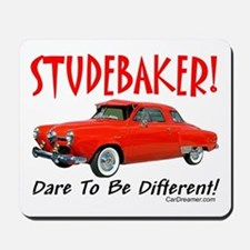 Studebaker-Dare to be Diff Mousepad
