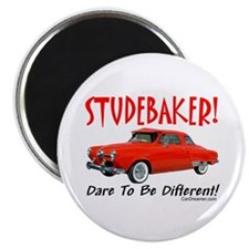 "Studebaker-Dare to be Diff 2.25"" Magnet (10 p"