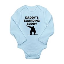 Daddys Boarding Buddy Body Suit