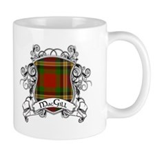 MacGill Tartan Shield Mug