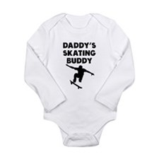 Daddys Skating Buddy Body Suit