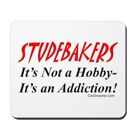 Studebaker Addiction Mousepad
