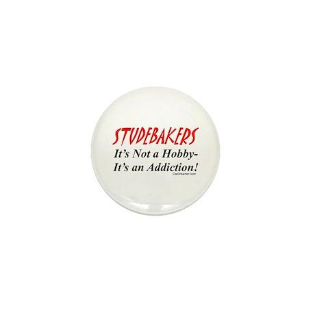 Studebaker Addiction Mini Button (10 pack)