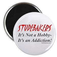 Studebaker Addiction Magnet