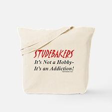 Studebaker Addiction Tote Bag
