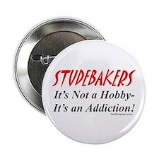 "Studebaker Addiction 2.25"" Button (10 pack)"
