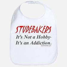 Studebaker Addiction Bib