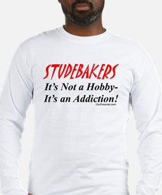 Studebaker Addiction Long Sleeve T-Shirt