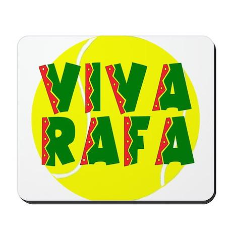 Viva Rafa Mousepad