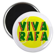 """Viva Rafa 2.25"""" Magnet (10 pack)"""