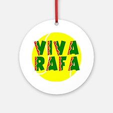 Viva Rafa Ornament (Round)