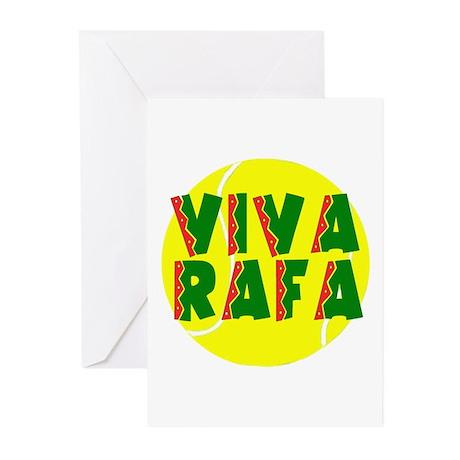 Viva Rafa Greeting Cards (Pk of 10)