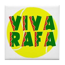 Viva Rafa Tile Coaster