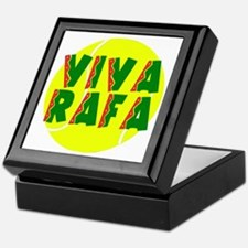Viva Rafa Keepsake Box